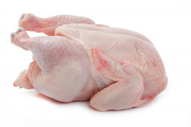 Прясно охладено цяло пиле