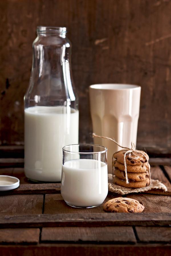 Краве пастьоризирано прясно мляко Ферма Ярлово