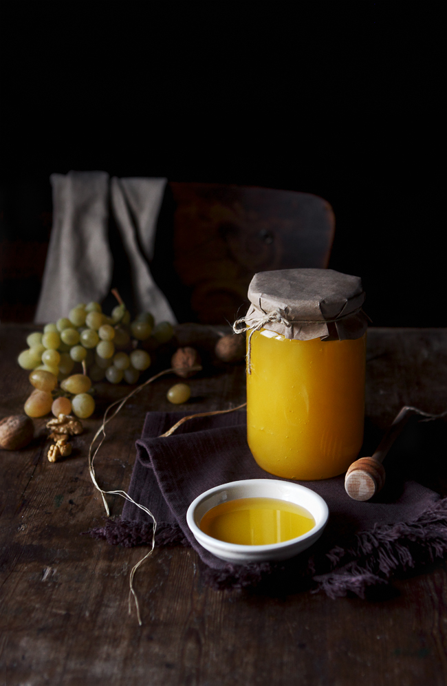 Домашен полифлорен мед
