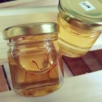 Шафран в мед