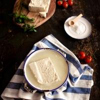Краве прясно сирене